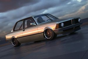 e21 sunset by spittty