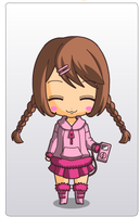 Chibi-Made using gen8's chibi maker by Anime-Luv-Forever