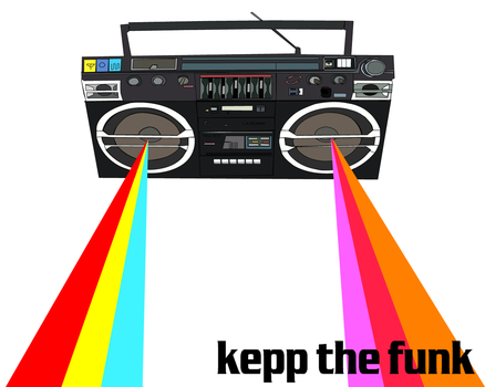 keep the funk by romp9