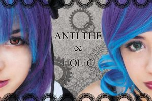 Anti the infinit holic by Nowii