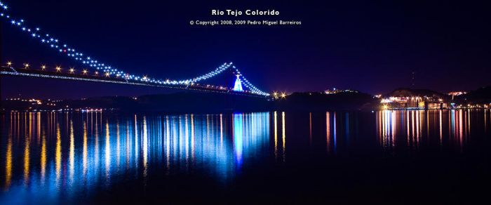 Rio Tejo Colorido by too-much4you