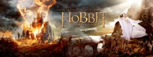 The HoBbIT : There and Back Again BANNER by Umbridge1986
