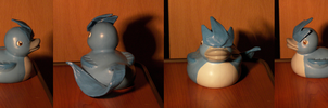 Articuno Duck (First Pics) by Webecamethewolves