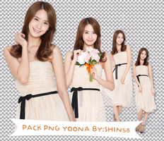 PACK PNG YOONA by Shin58