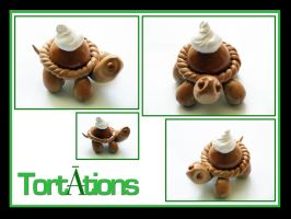 Pumpkin Pie by Tortations