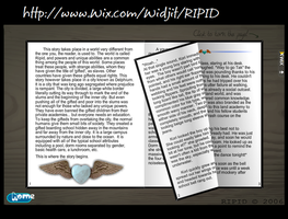 RIPID's Website by RIPID
