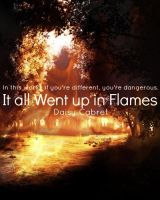 Went up in Flames by amber-phillps