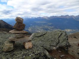 Our Cairn by Elandhyr