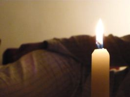 candle light by AnaLuiza