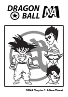 Dragonball NA Chapter 1 FrontP by Moelleuh