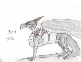 Iver the Dragon Lord. by Odahviing