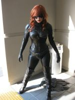 Batgirl *No Cape Version* by Alexia-Jean-Grey