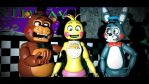 toy chica missing her beak by crazybot1231
