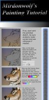 Mirdonwolf Painting Tutorial by Foxbat-Sullavin