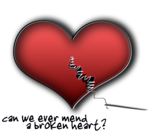 Broken Heart by imnewbie