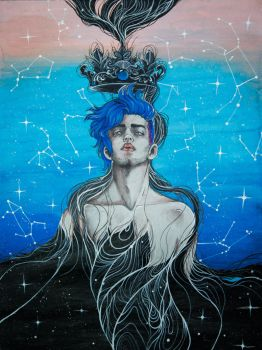 Orion's Crown / Corona de Orio'n by OrionCrown