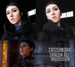 Costest CASSANDRA (Dragon Age) by Gekroent