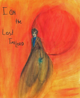 I am the Last Time Lord by KendallNS