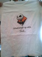 Jack Skellington T-Shirt by Craftigurumi