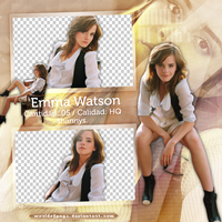 Pack Png 548 - Emma Watson by worldofpngs
