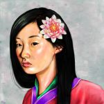 Real Princess: Mulan by LiberianGurrl