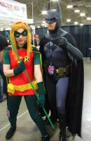 Batman and Robin by Vocaloid01leaklady