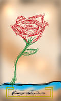 The Rose Template by RayValentine