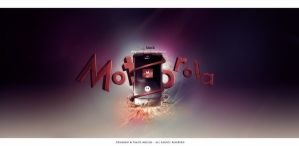Motorola V3 BLACK by eduardoBRA