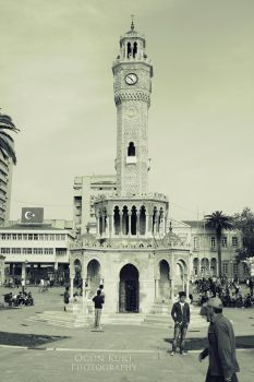 Clock Tower by wolfanger17