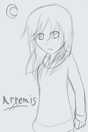 Artemis the Hunter