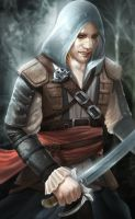 Edward Kenway - Assasin's Creed Black Flag by mannequin-atelier