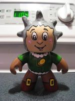 Mighty Muggs - Ted Helix by Poj5