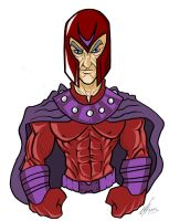 Magneto by Kryptoniano