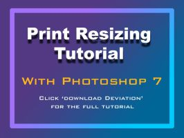 Print Resizing Tutorial by AngelaSasser
