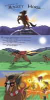 The Adventures of Rocket Horse by Cannibal-Cartoonist