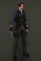 Resident Evil 6 - Leon S. Kennedy [China] by IshikaHiruma