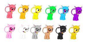 kitty magicpower blind bag wave 1 by awesome992