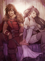 The Baron and the Countess - Lords of the East by Lionel23