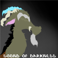 Sound Of Darkness Art Cover by Ponytronic