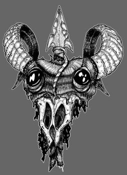 Goat Head by mubbamubba