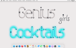 Genius Cocktails by GrimlocK38