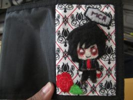 REVENGE Gee Wallet by chibiusa1001