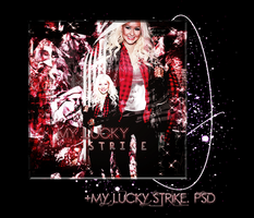 +My Lucky Strike BLEND.PSD by d0wntoblends