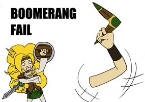 Boomerang Fail by quart-of-meat