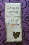 Eevee Bookmark by glancesherlock