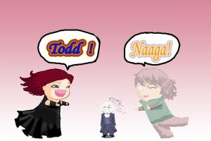 Oh, Todd. by naaga
