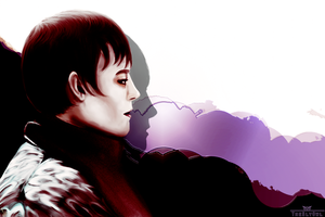 Dark Shadows: Barnabas Collins by Ariequi