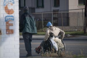 Homeless and Handicapped by Cruzweb