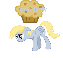 save derpy by freshiaheart