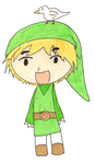 Link- Friend to Birds by Juunshi